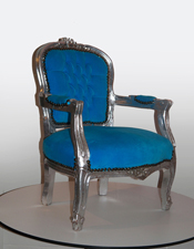 Throne small (Blue)